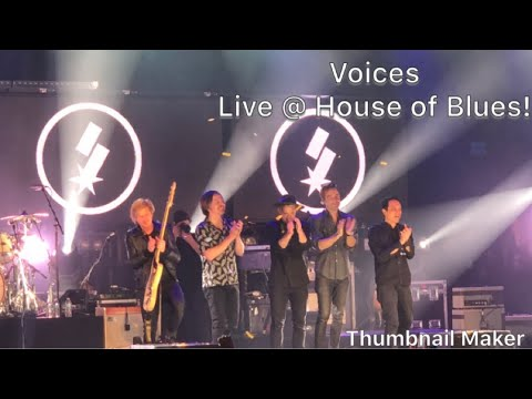 Switchfoot - Voices (Live @ House Of Blues 2019) (4K)
