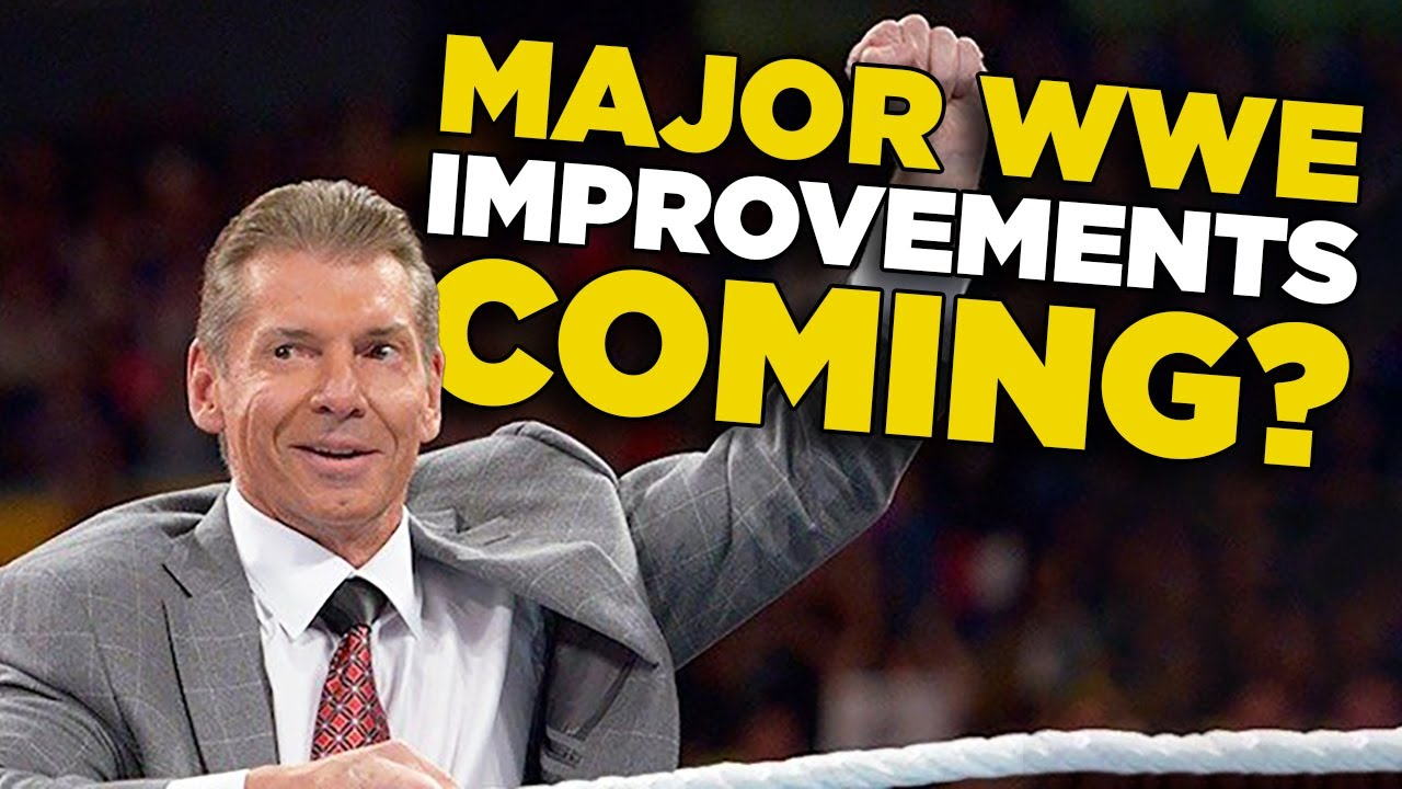 Major WWE Improvements Expected - Vince Changes TV Rules