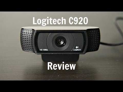 Logitech C920 Review-Best Webcam On the Market in 2016 from YouTube · Duration:  6 minutes 47 seconds