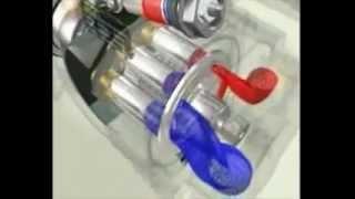видео  гидронасос аксиально поршневой