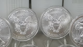 Silver Stacking Top 5 Coins To Stack