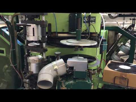 Schallplattenproduktion bei VRS - Vinyl-Record-Service GmbH
