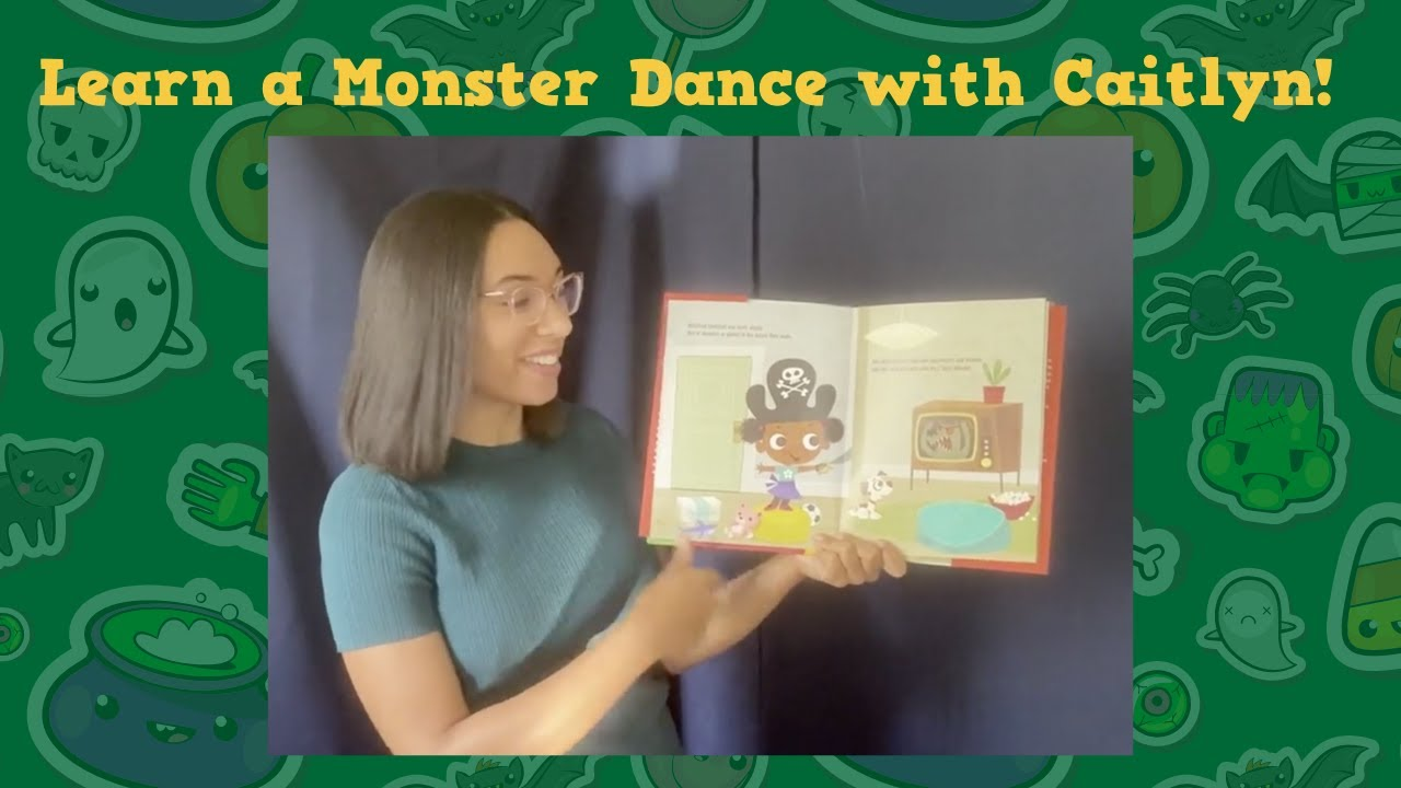 Learn A Monster Dance With Caitlyn Nyc Children S Theater