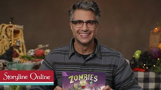 Zombies Don't Eat Veggies--on Storyline Online!