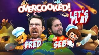 Overcooked - Let's Play Coop