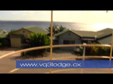 Christmas Island VQ3 Lodge