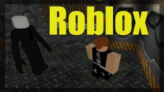 Playing Roblox-Slenderman appeal