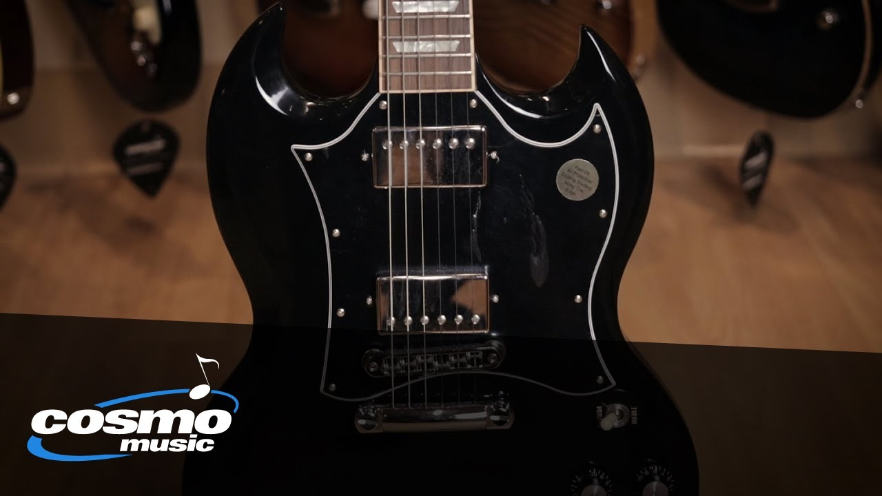 Gibson SG Standard Quickview - Cosmo Music