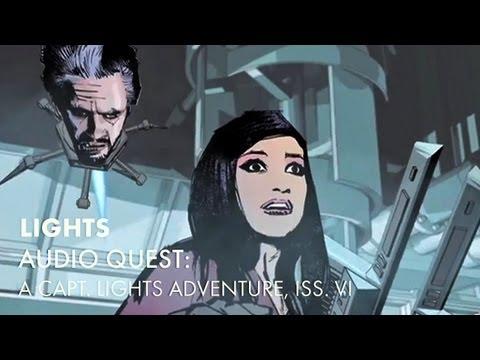 Audio Quest: A Capt. LIGHTS Adventure, Issue VI