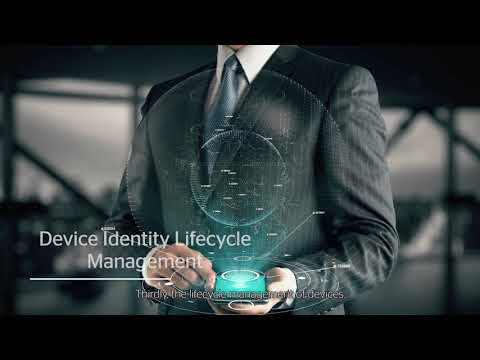 Build A Trusted IoT Ecosystem For Your Digital Identities Security