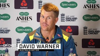 Warner opens up on technical and mental challenges in Ashes