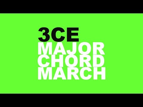 3CE - Major Chord March [Audio]