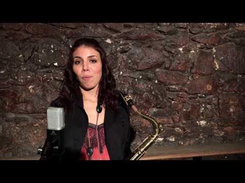 Melissa Aldana - Entrevista - Select Jazz