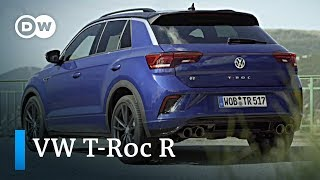 VW T-Roc R – Crossover-SUV zeigt Zähne | Motor mobil