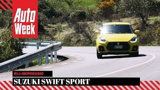 Suzuki Swift Sport - AutoWeek Review - English subtitles