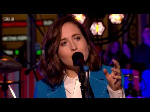Alice Merton - No Roots Live on The One Show. 6 Apr 2018