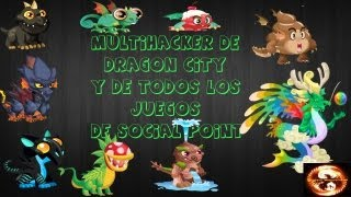 Hack De Gemas Dragon City y De Monster Legend del 29/07/2013