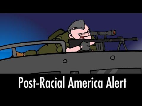 Post-Racial America Alert