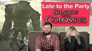Let's play Shadow of the Colossus - Late to the Party