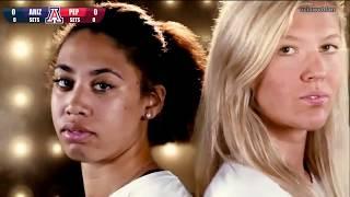 Pepperdine at Arizona - NCAA Women's Volleyball (Sept 3rd 2016)