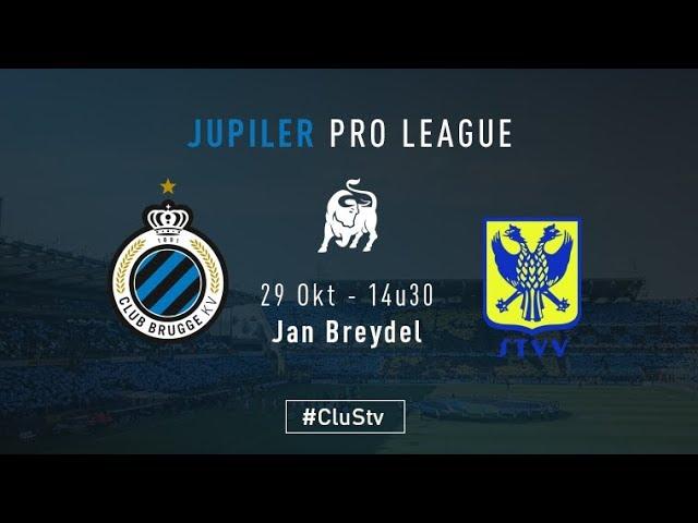 CLUB BRUGGE - STVV | Matchverslag | 2017-2018