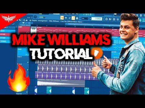 How To Make A Drop Like Mike Williams - FL Studio Tutorial
