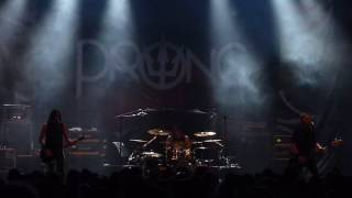 PRONG Cut and Dry [Live 2016 Paris]