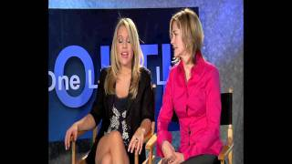 ONE LIFE TO LIVE: Kassie DePaiva and Kristen Alderson talk about their time in Llanview
