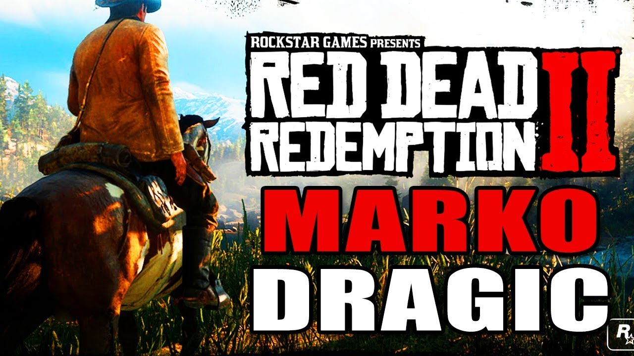 RED DEAD REDEMPTION 2 :  INTELLIGENCE ARTIFICIELLE ( MARKO DRAGIC ) SOLUTION + ÉNIGME / SECRET !