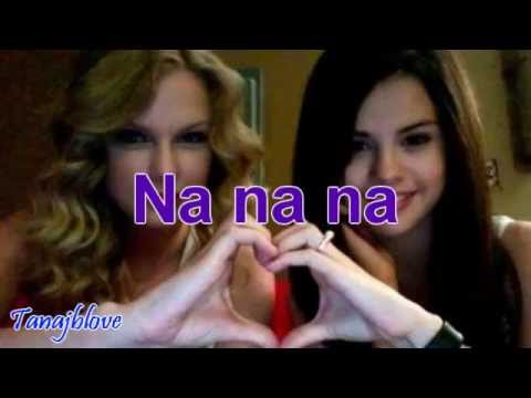 Selena Gomez Ft Taylor Swift - Who Says [Lyrics - Traducida Al Español][Live]