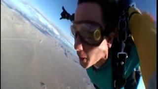 Tandem Jump - Vegas Extreme Skydiving, Las Vegas, Nevada