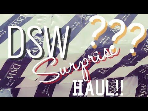 SURPRISE *DSW* Shoe Haul!!