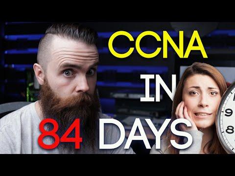 CCNA In 84 Days?