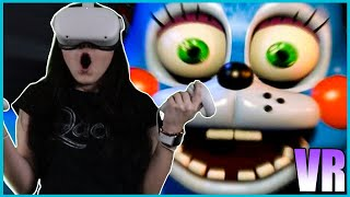 BONNIE JE ZM*D! | FNAF VR: Help Wanted part 2