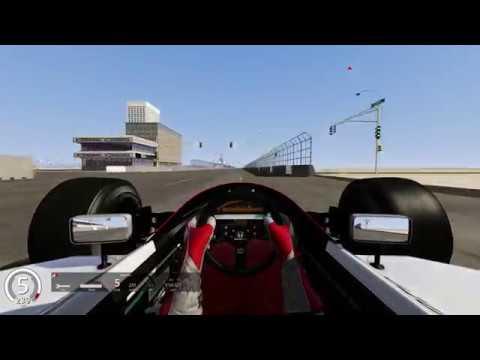EKO SimRacing : WIP 1989 Phoenix F1 Grand Prix Street Track