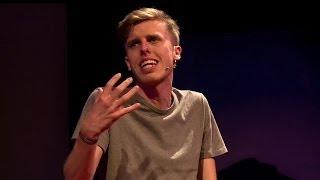 البطولات الاربع الكبرى الشعر بطل | هاري بيكر | TEDxExeter
