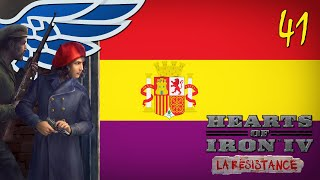 HoI4 La Resistance   Asian Push - Anarchist Spain Hearts of Iron IV Gameplay Ep. 41
