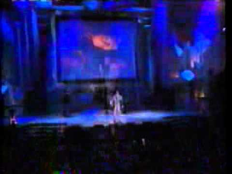 Johnny Gill- lets get the mood right (live)