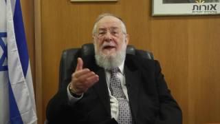 ערוץ אורות- הרב ישראל מאיר לא - פרשת מקץ: בסוף הדרך יעקב אבינו מתגבר על הכל