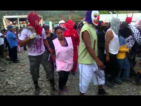 Carnaval la ceiba chica pantepec puebla 2014