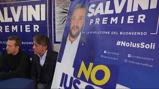 Politica - I progetti di Noi con Salvini in Abruzzo