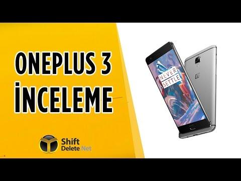 OnePlus 3 İnceleme - Benchmark Şampiyonu!