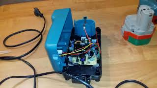 Переделка зарядного устройства для шурупаверта Makita 14 Вольт.