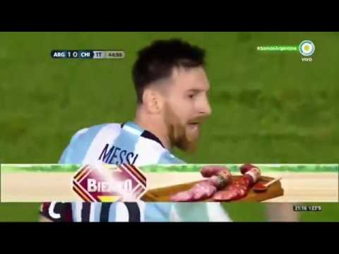 Leo Messi is banned by FIFA for 4 matches for insulting the referee during Argentina vs Chile clash!