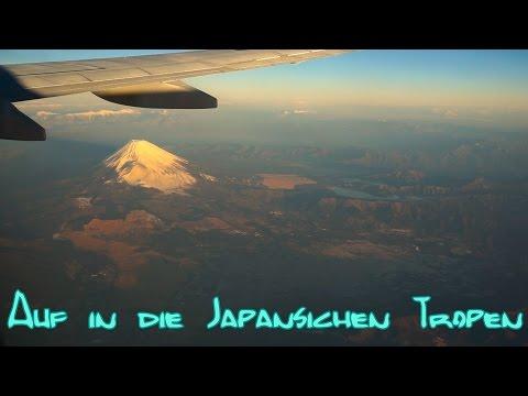 Auf in die Japanischen Tropen ~ Ferien in Okinawa