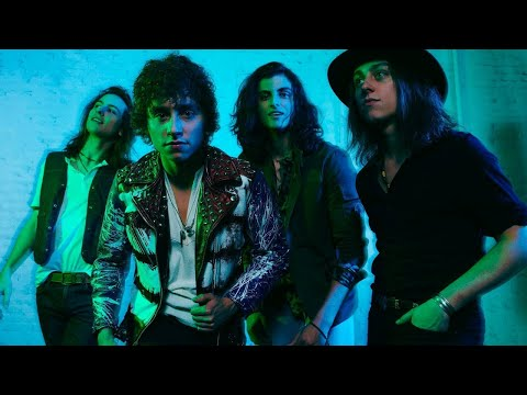 Greta Van Fleet - When The Curtain Falls Review