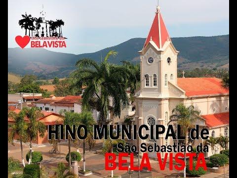 Hino de São Sebastião da Bela Vista-MG