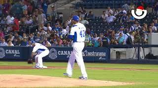 2017中央アメリカ大会 野球競技 エルサルバドル×ニカラグア