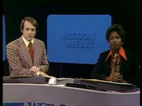 "WSB-TV's ""Action News"" At 6:00pm - January 23, 1976"