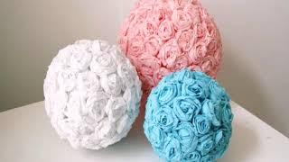 идеи для украшения свадебного зала шарами своими руками